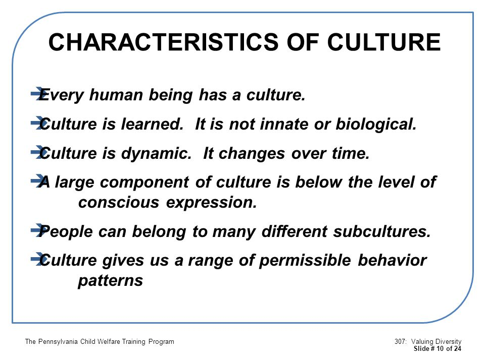 """the role of cultural characteristics to behavior patterns A cultural pattern is formed when traits and complexes become related to each  other in functional roles fulda (2010) adds that """"cultural."""