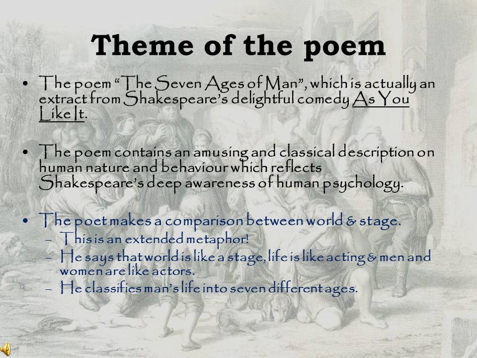 theme of the poem the bean eaters Unlike most editing & proofreading services, we edit for everything: grammar, spelling, punctuation, idea flow, sentence structure, & more get started now.