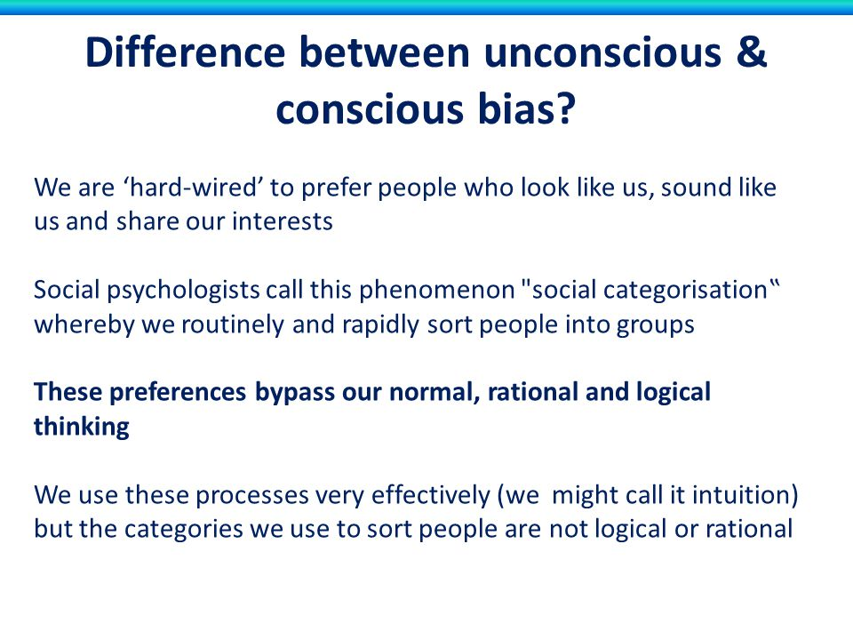 relationship between consciousness and unconsciousness ppt