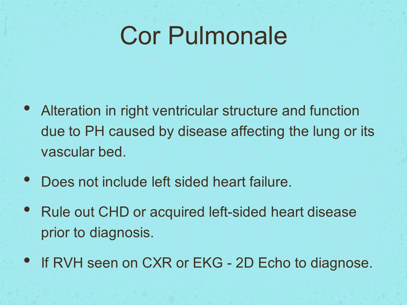 pulmonary hypertension ppt video online download. Black Bedroom Furniture Sets. Home Design Ideas