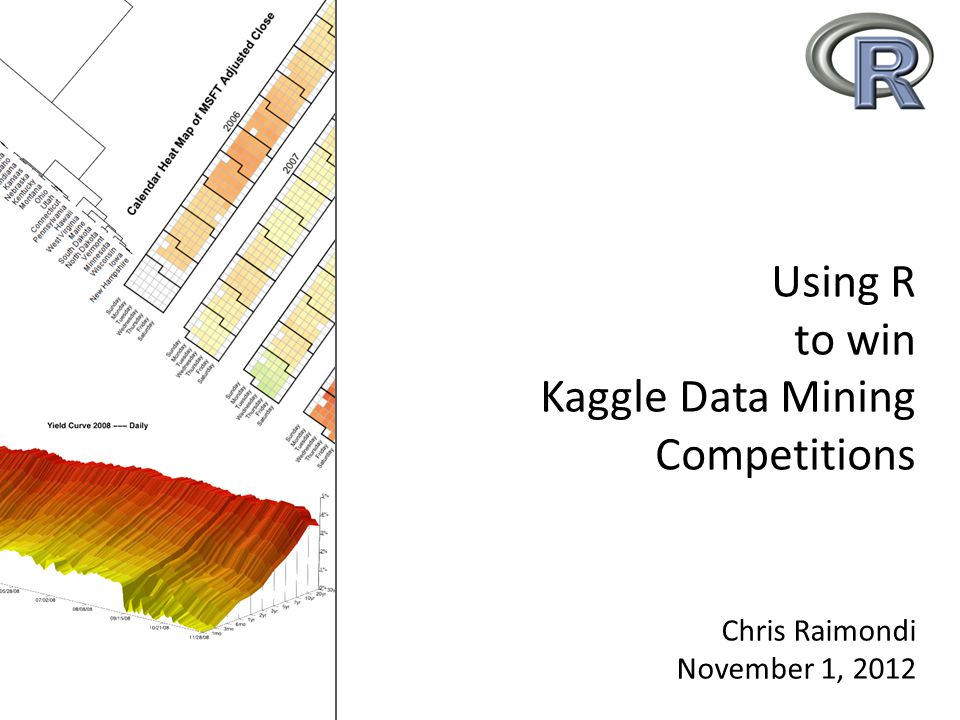 to win Kaggle Data Mining Competitions