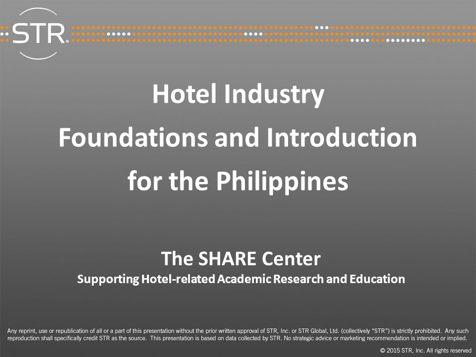 hospitality industry issues in the philippines Here will stay with me forever - krizia castillo, student, our lady of fatima,  manila philippines  there is no one road map on how to approach cultural  diversity issues  business communication in the hospitality and tourism  industry.