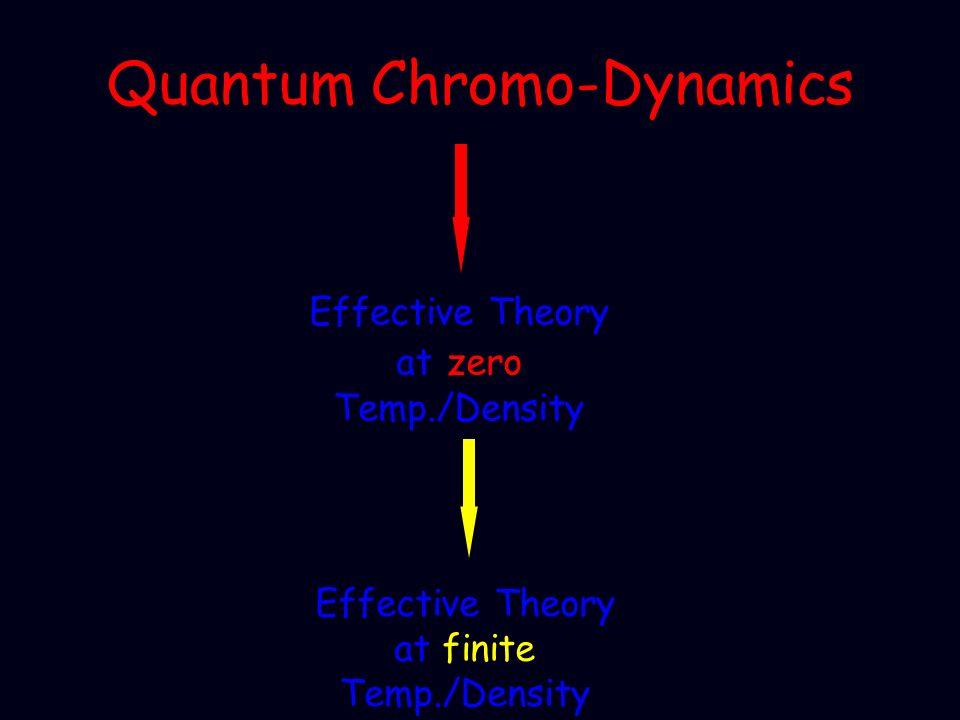Quantum Chromo-Dynamics