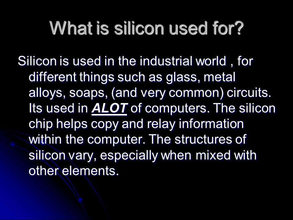 the widespread use of the silicon chip as a semiconductor An alternative to intimately bonding a laser to the silicon chip is to supply its light using a fiber from above, using a structure on the chip to direct it laterally into a waveguide we want to treat the lasers like any other power supply in the system, says vladimir stojanović of the university of california, berkeley.