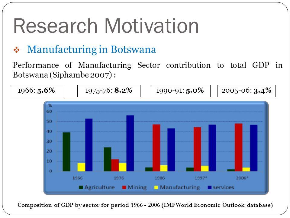 Botswana economic diversification strategy