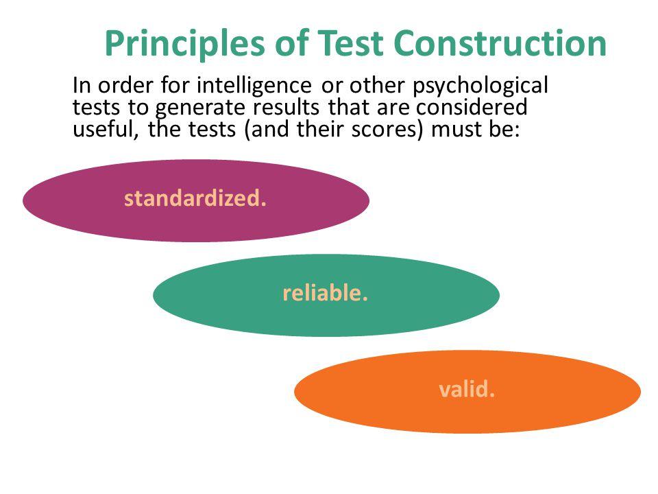 principles of psychological testing Introduction principles of psychological measurement 1 principles of psychological testing 2 why is psychological testing important.