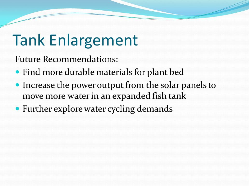 Aquaponics proposal group members ppt download for How to raise ph in fish tank