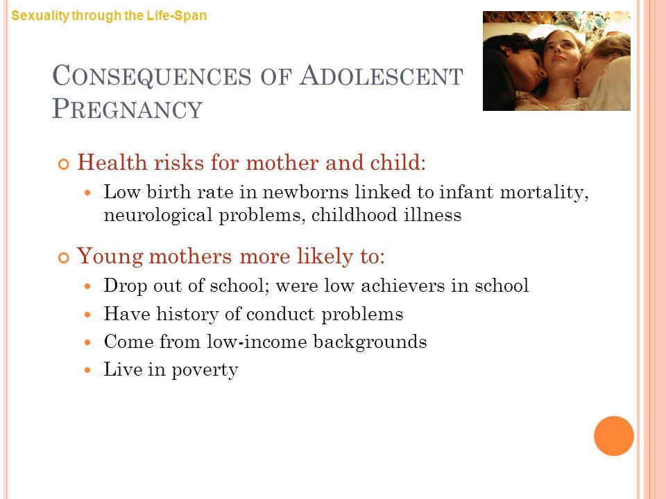 Teen pregnancy - HealthCommunities