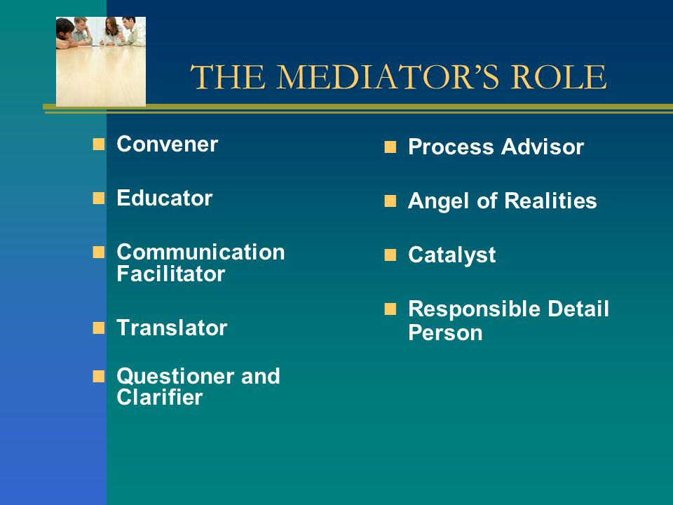 educator as mediator Here is the best resource for homework help with education 0398 : the educator as mediator at university of south africa find education0398 study guides.