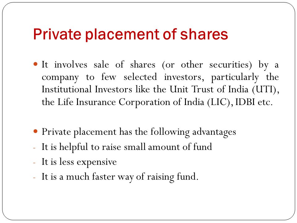 how to buy shares in a private company