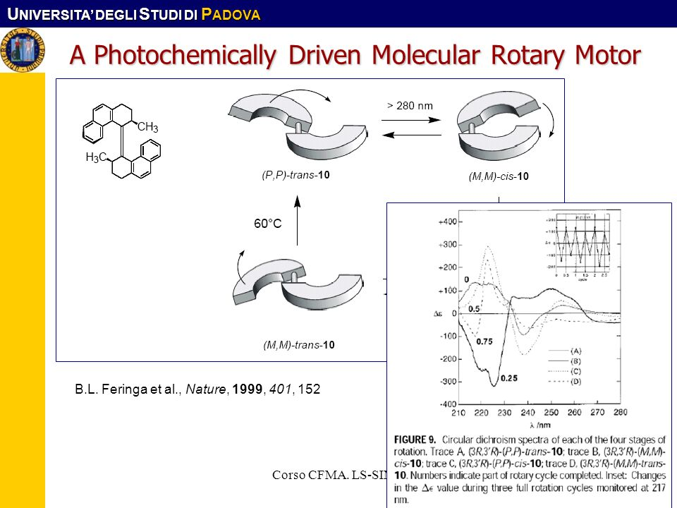 A Photochemically Driven Molecular Rotary Motor