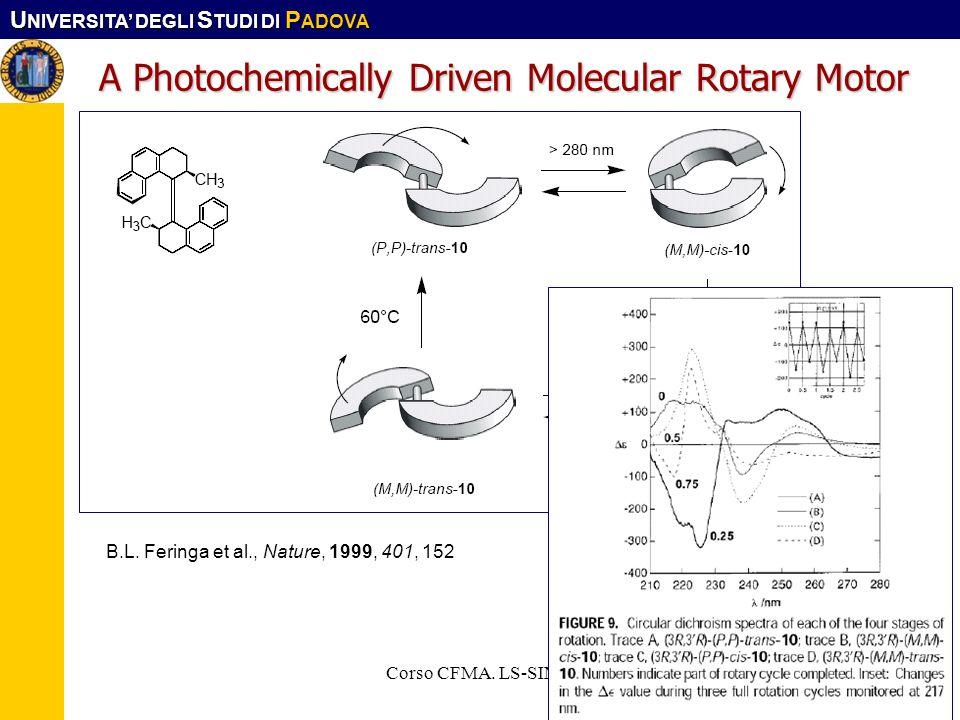 A Photochemically Driven Molecular Rotary Motor