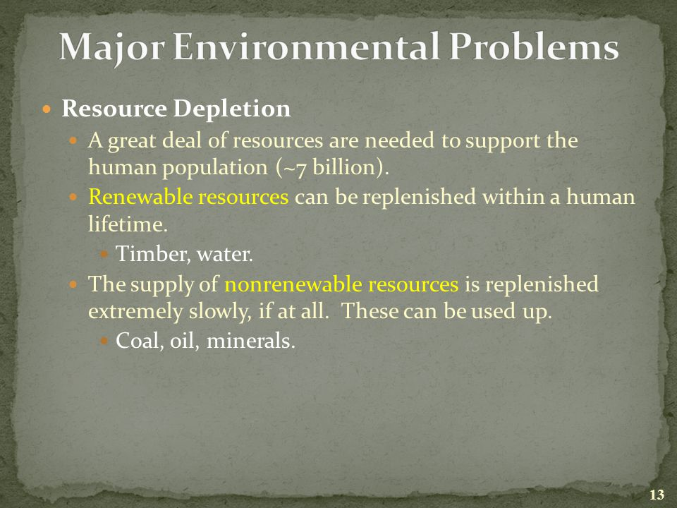 Introduction To Environmental Science Ppt Video Online