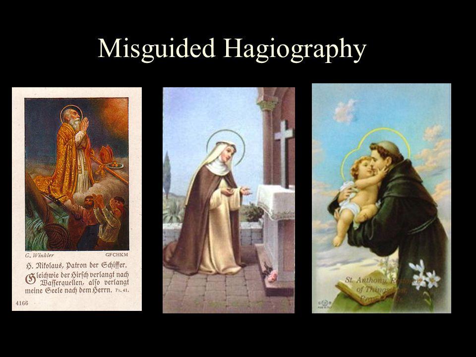 Hagiography | religious study and literature | Britannica.com
