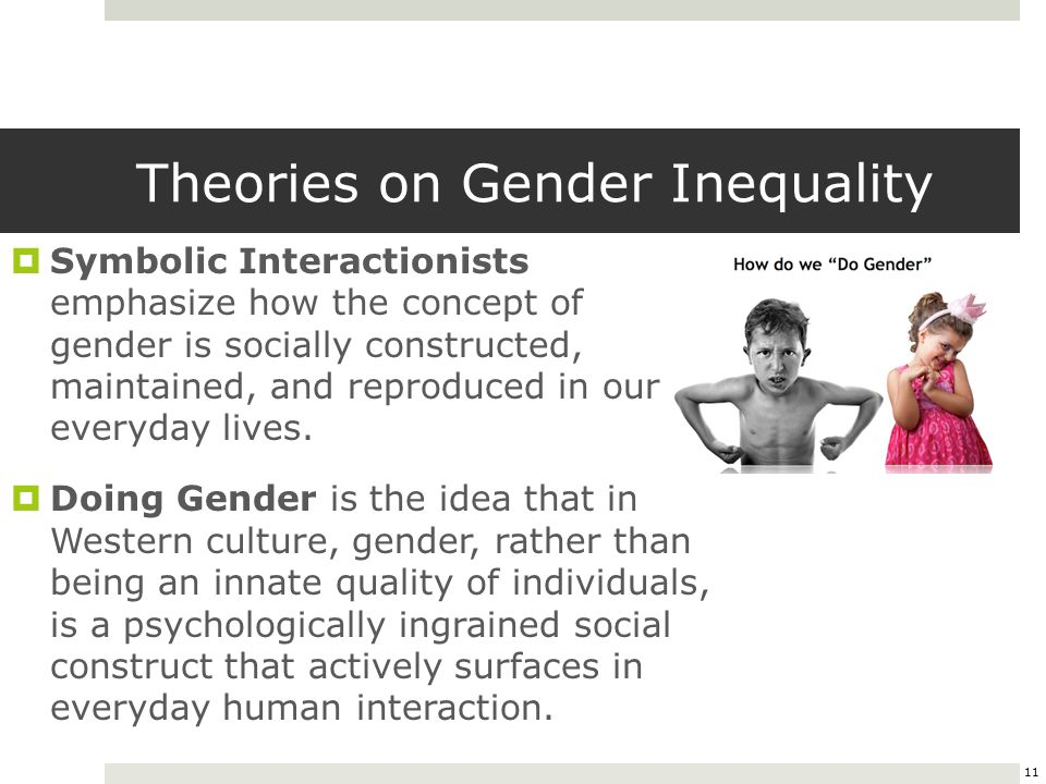 social perspectives on the concepts of sex and gender Essay on the basic concepts of gender and sex  from a social perspective gender is seen in terms of social status, distribution of labour, kinship, (family rights and responsibilities) sexual scripts, personalities (how one is to feel and behave) social control, ideology and imagery.