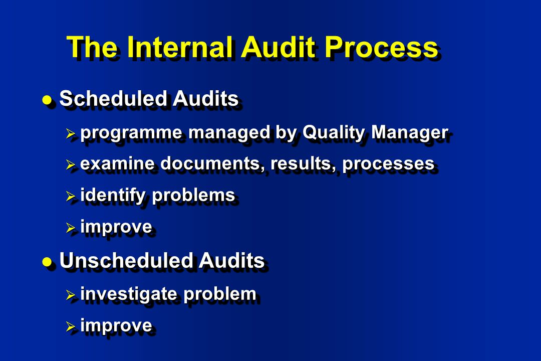 problems on internal audit Internal audit in the us - read this article along with other careers information, tips and advice on careersinauditcom.