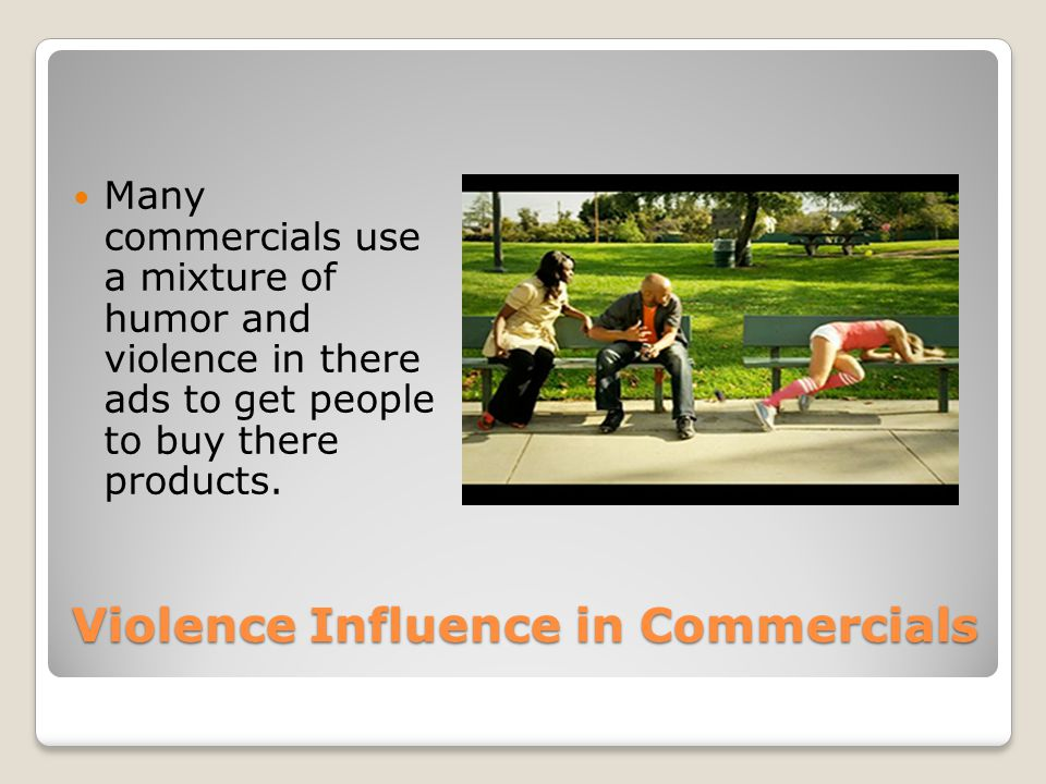 the influence of tv commercials on Today's children and teens are growing up immersed in digital media they are exposed to media in all forms, including tv, computers, smartphones, and other screens media can influence how children and teens feel, learn, think, and behave here are facts about digital media use almost 75% of .