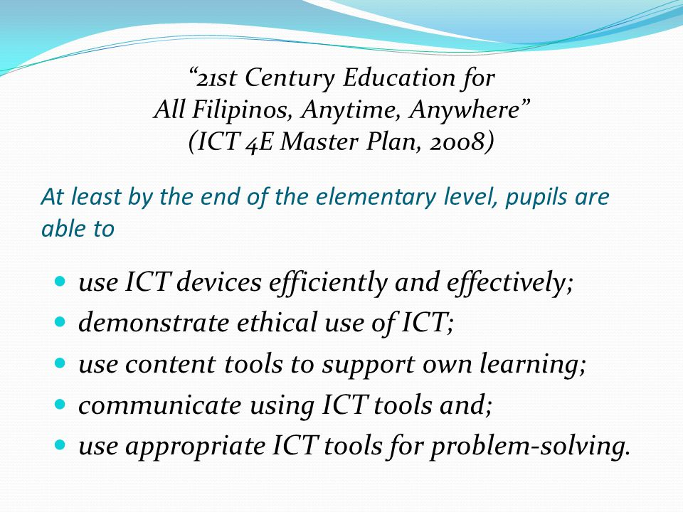 problems of ict in education pdf