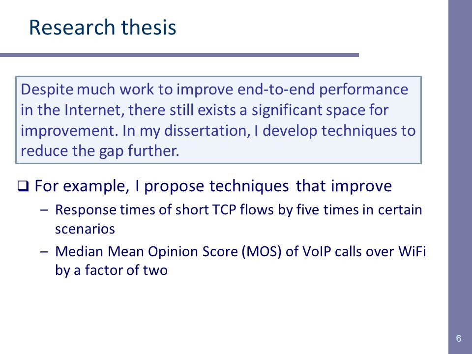 thesis research proposal example
