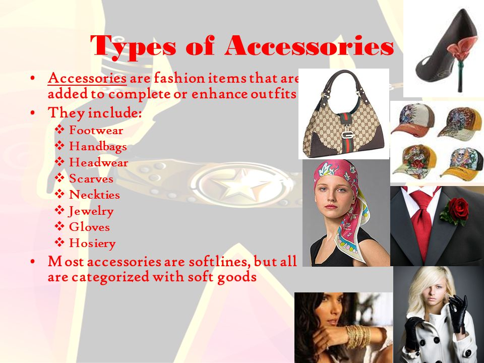 Chapter 5: Types of Fashions & Trends