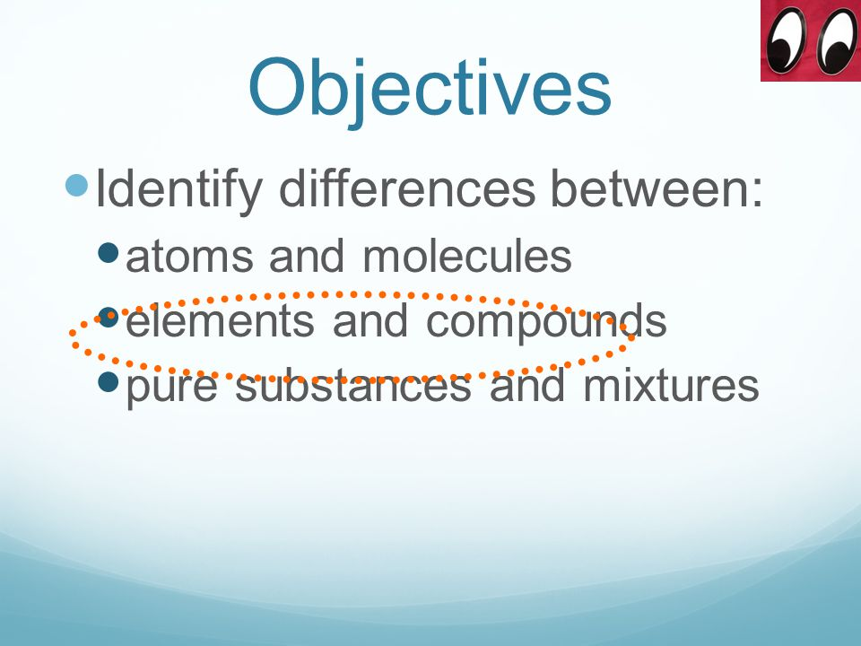 relationship between atoms elements compounds and mixtures