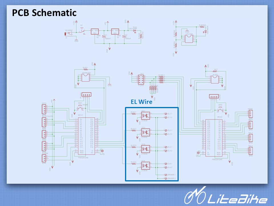 PCB+Schematic+EL+Wire curtis 802r hour meter wiring diagram wiring diagram images curtis hour meter wiring diagram at virtualis.co
