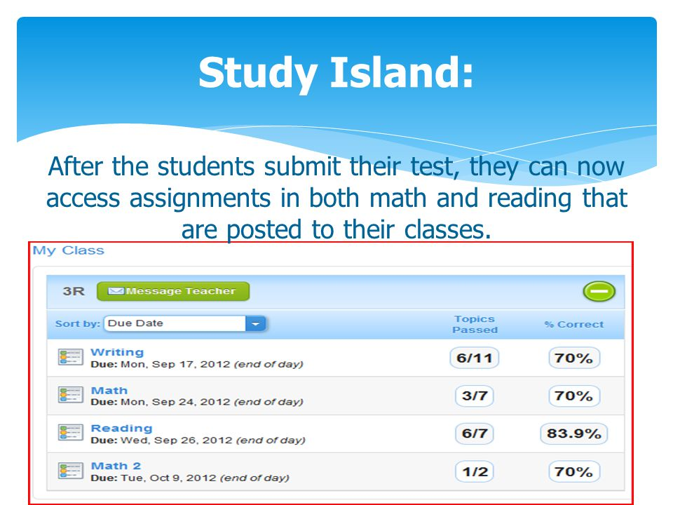 Grade 7 Math Practice Test - Louisiana Believes