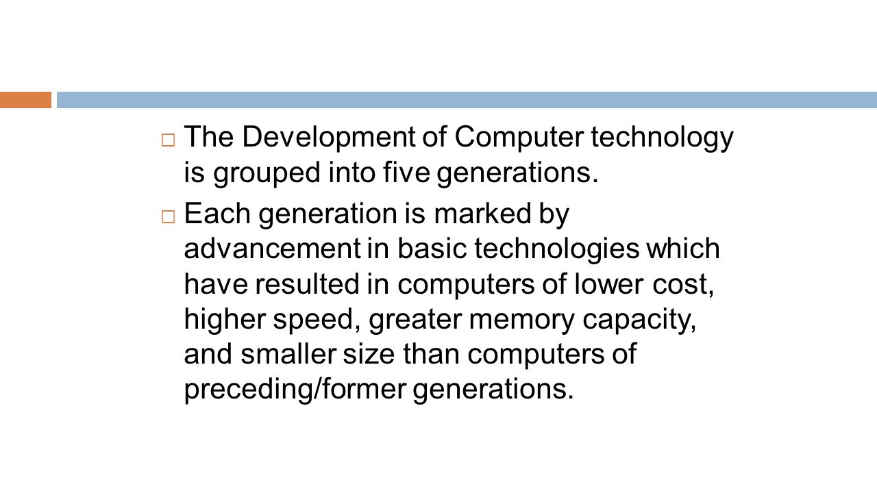 Computer technology for developing areas