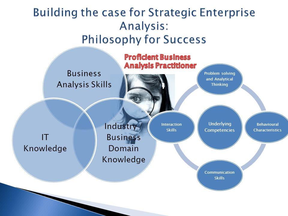 Case analysis success enterprise Coursework Example - July 2019