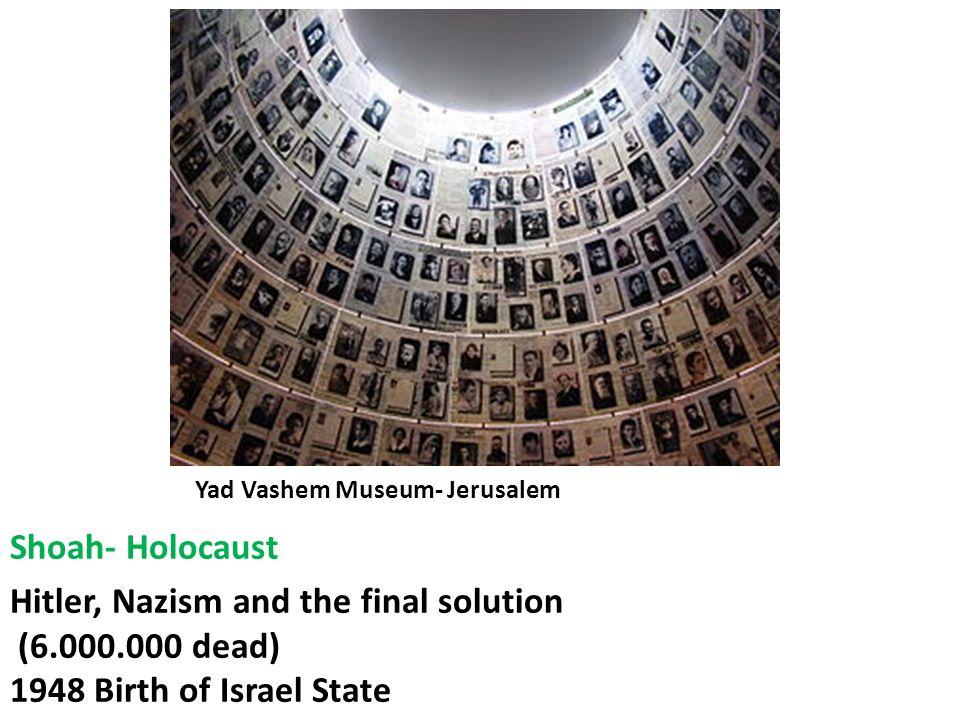 Yad Vashem Museum- Jerusalem
