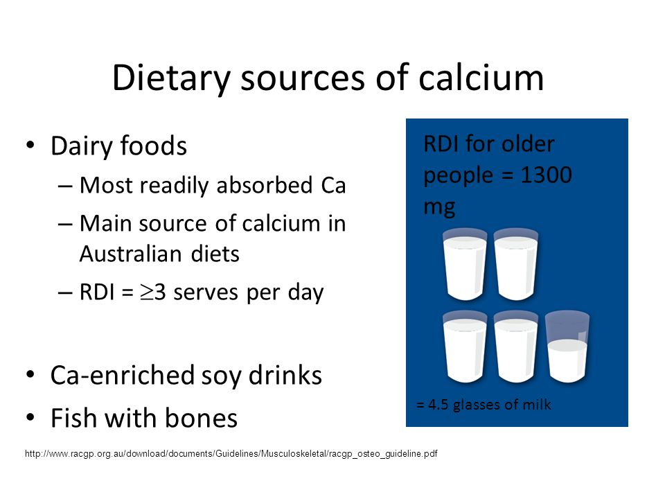 plant sources of calcium pdf