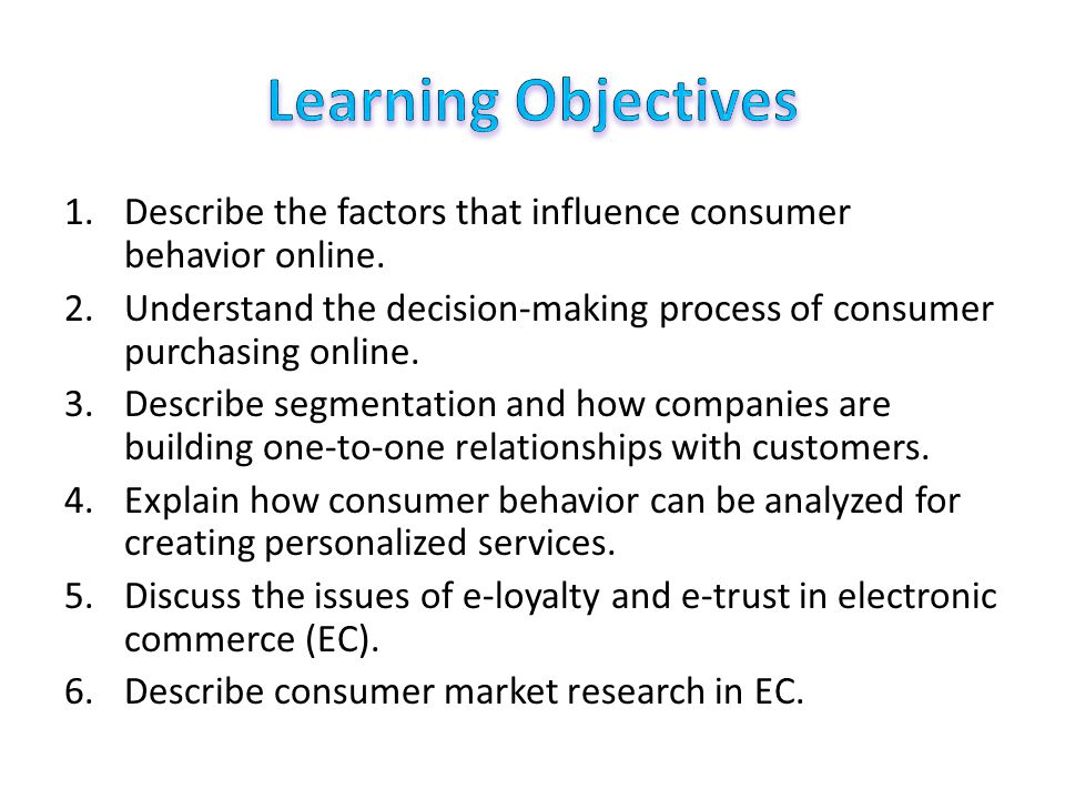 how to understand customer behaviour