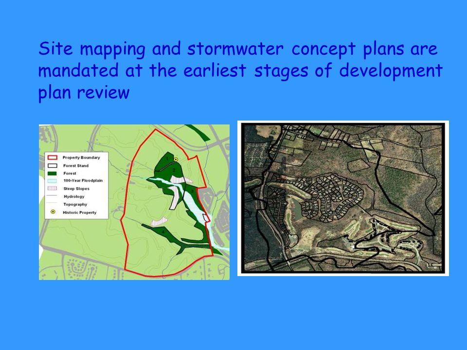 dep stormwater brochure basics of esd and the new design sequence ppt download