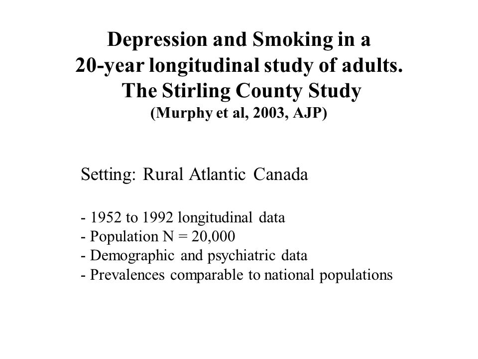 a longitudinal study on remand psychiatric At present, longitudinal studies on mental health problems among  having a  history of mental treatment, remand status, and a lower.