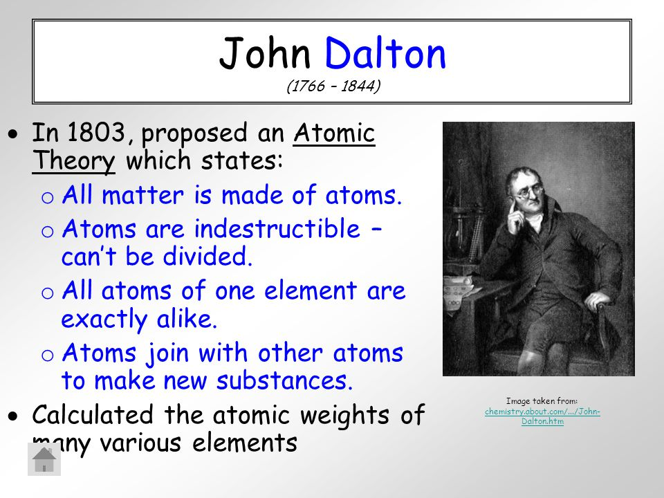 Scientists and Their Contribution to the Model of an Atom ...