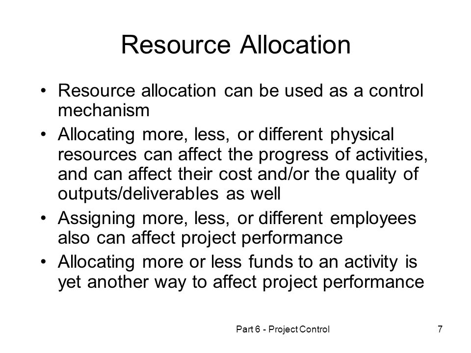 'the rules which allocate and control Overhead allocation overview the quality control cost pool ÷ total activity measure = overhead allocation per unit you can allocate overhead.