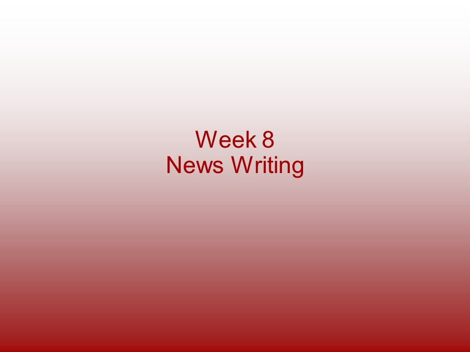 Problem of the week 8 essay