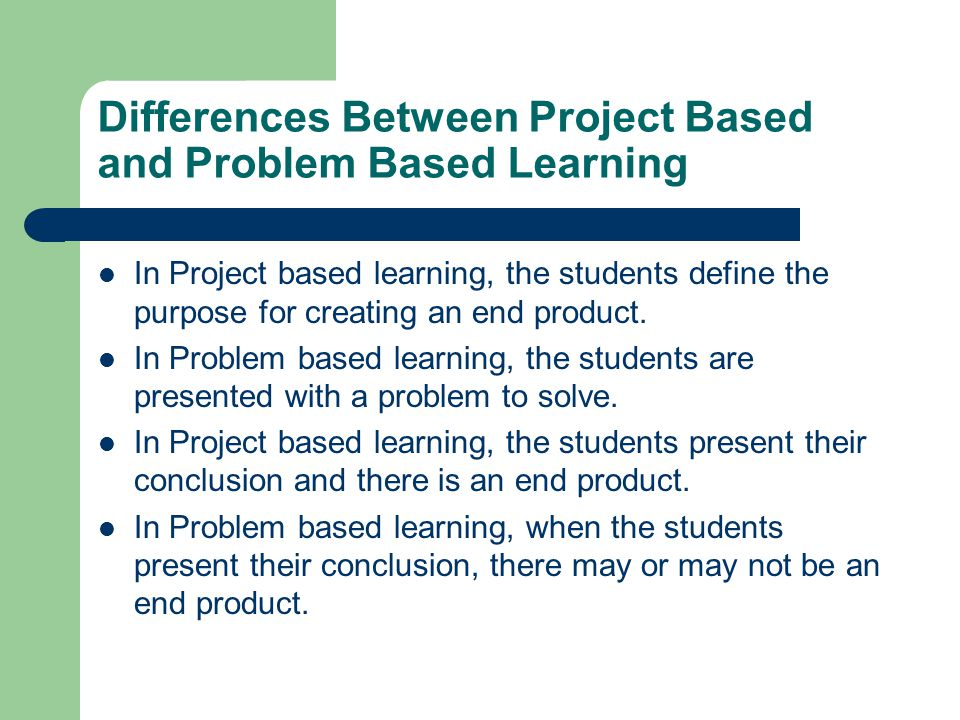 product based learning Competency based learning empowers learners to focus on mastery of valuable skills and knowledge and learn at their own pace.