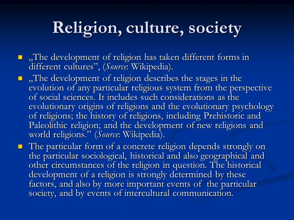 which society and culture have the A society is a group of individuals involved in persistent social interaction, or a large social group sharing the same geographical or social territory, typically subject to the same political authority and dominant cultural expectations.