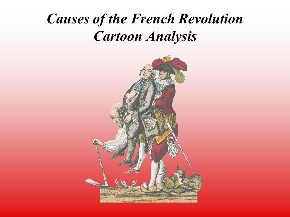 an analysis of the revolution The analysis of a counter-revolution charles tilly just as a  theory of heredity which could not account for the occasional ap- pearance of.