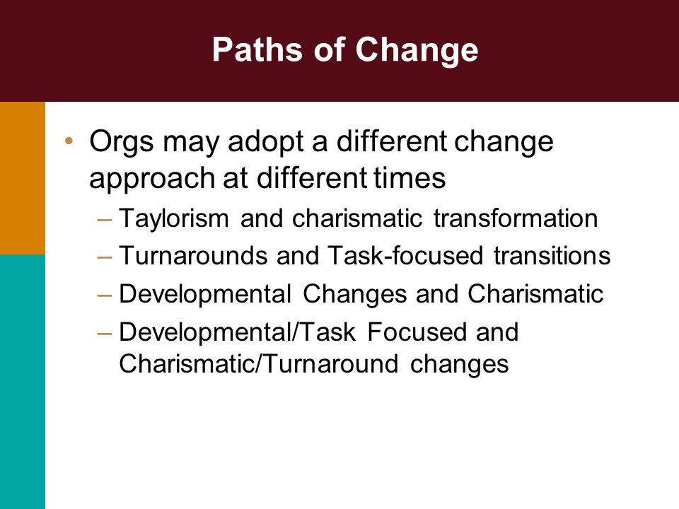 different approaches to change management 2 different approaches to configuration change management posted on november 25, 2013 by joe malenfant nerc cip compliance , industrial control systems (ics) this is the second post in our blog series about adapting continuous delivery concepts and tools to industrial control system (ics) environments.