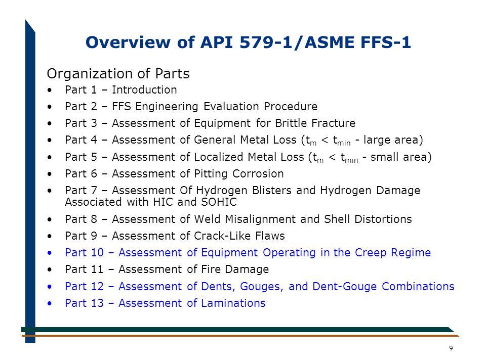 api 579 fitness for service pdf
