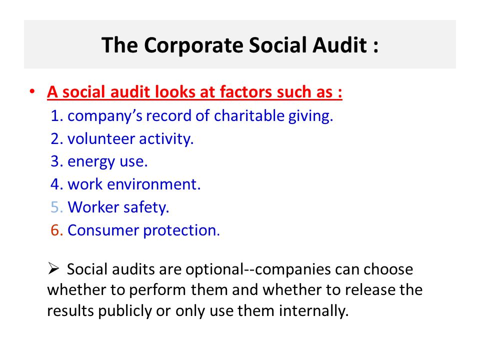 evaluation on companies' social accounting 1 | corporate social responsibility and innovation in management accounting introduction in recent years, there has been increased consensus that corporate social responsibility (csr) is significant for the sustainable development of companies and society as.