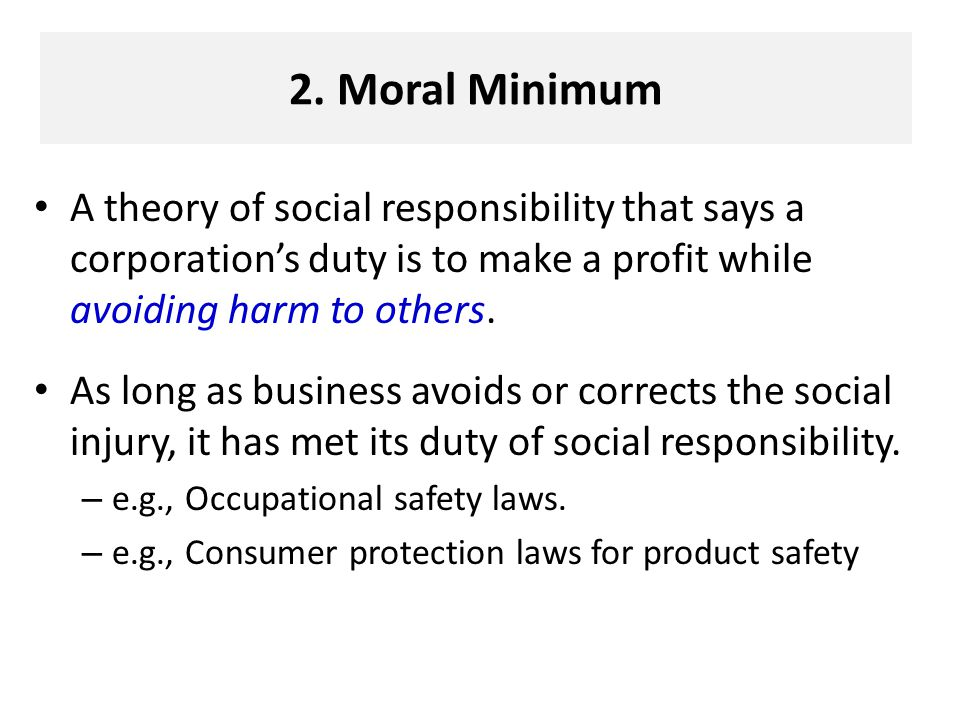 social audit responsibility The evaluation of the social responsibilities of an industry is defined as social  audit, the examination of an industry to carry out its.