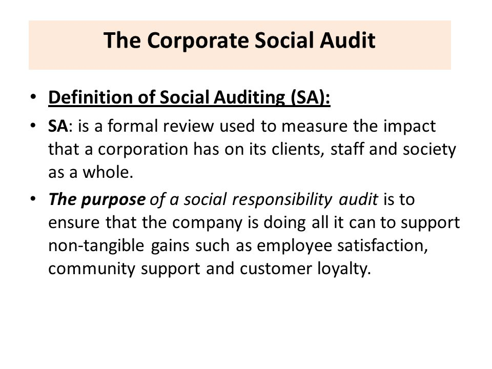 social audit responsibility Home sustainability  social sustainability  audit, certification and verification  social responsibility audits  social audits sustainability social audits social audits from sgs measure your organization's performance against a range of factors helping you to meet customer and consumer expectations.