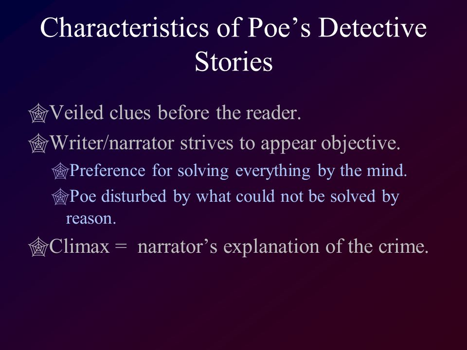 Edgar Allan Poe: His Life and Works - ppt video online ...