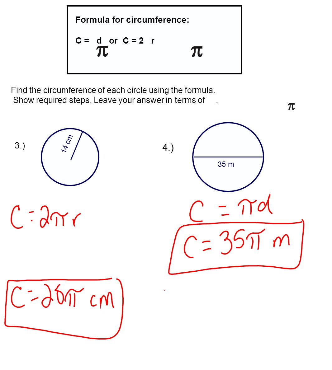 Area And Circumference Of Circles Ppt Download How To Find