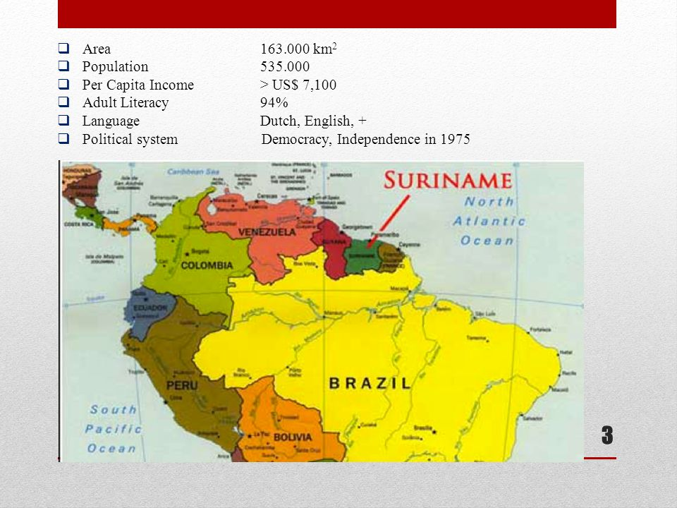 SURINAME Opportunities in Mining ppt video online download