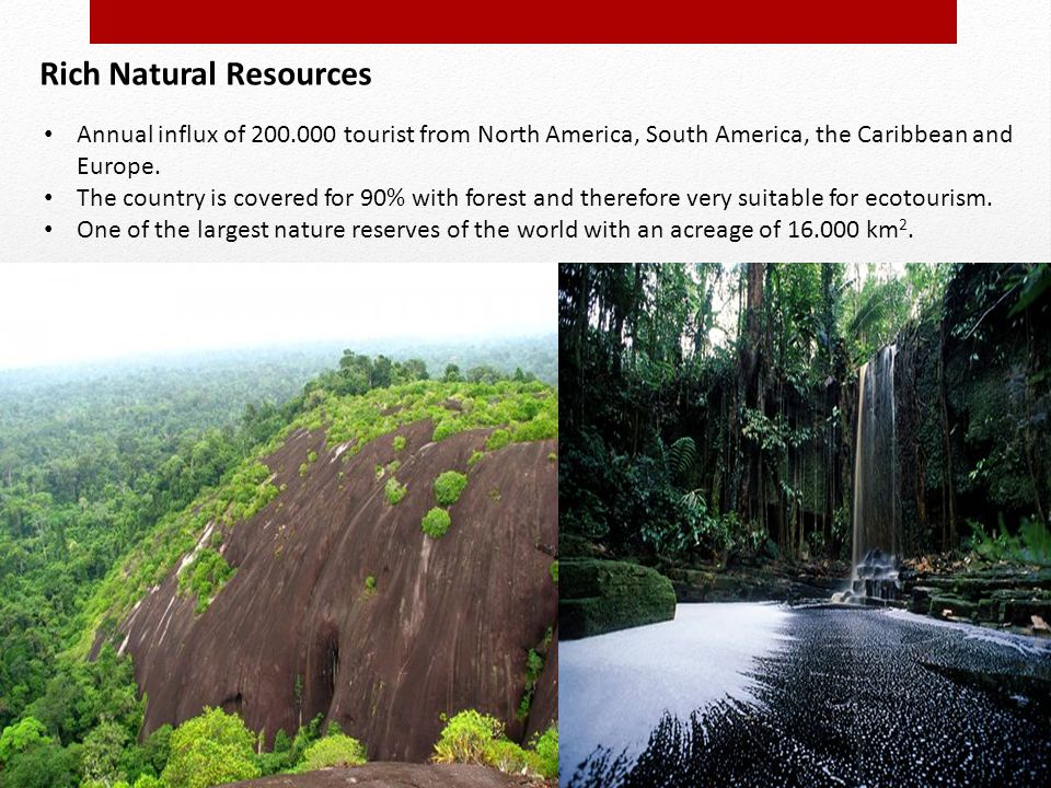 SURINAME Opportunities in Mining ppt video