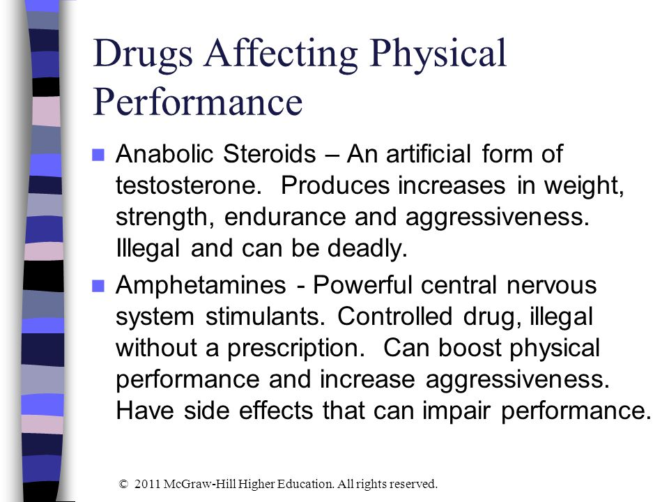 illegal drugs side effect weight loss